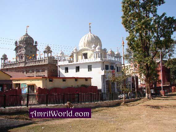 Gurdwara Sri Dashmesh Asthan, Patshahi 10, Nahan, Himachal Pradesh. Picture by Amrit Pal Singh Amrit