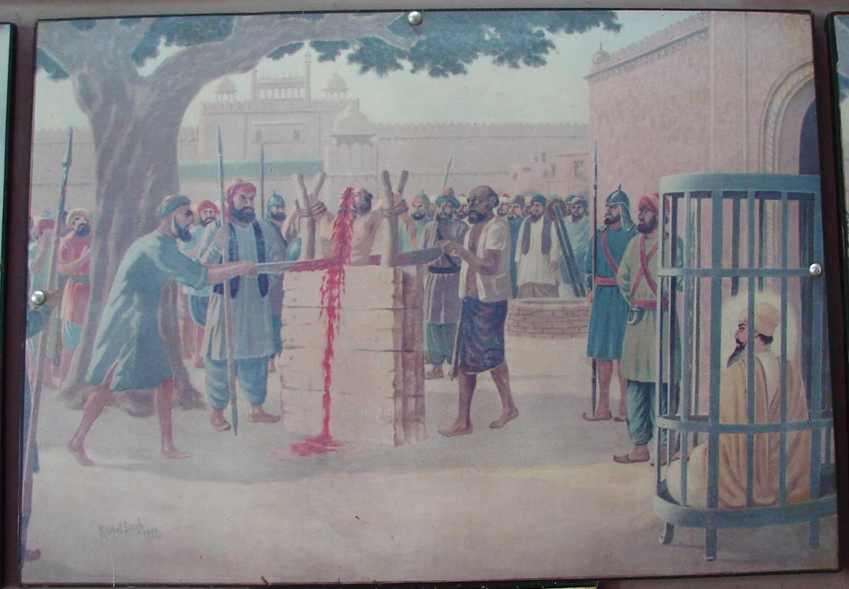 Bhai Mati Das Ji