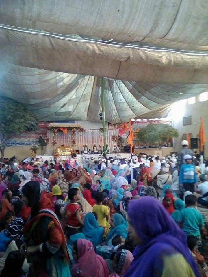Gurdwara Shri Guru Ram Das Sahib, Ghotki
